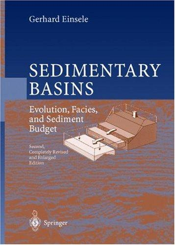 Sedimentary basins by Gerhard Einsele