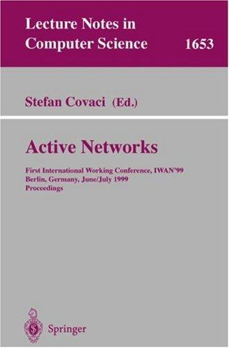 Active Networks by Stefan Covaci