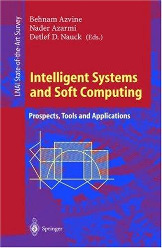 Intelligent systems and soft computing by