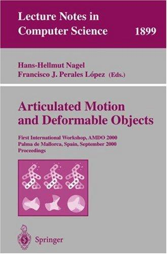 Articulated Motion and Deformable Objects by