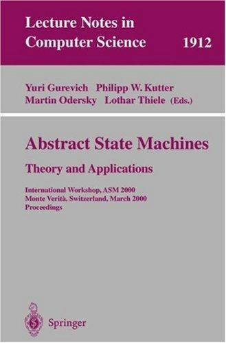 Abstract state machines by