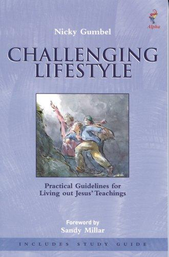 Challenging Lifestyle Book with Study Guide (Challenging Lifestyle) by