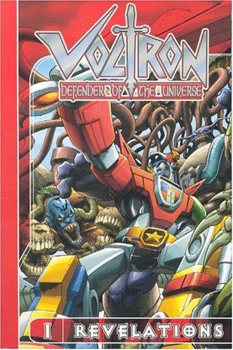 Voltron Volume 1 by Dan Jolley