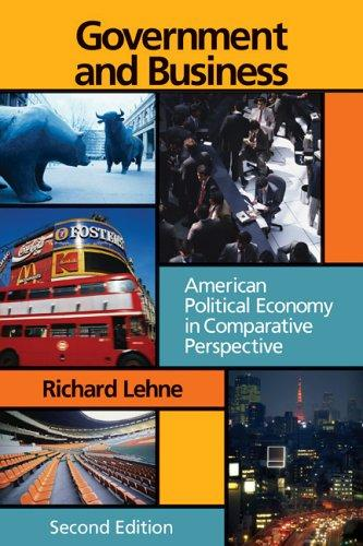 Government And Business by Richard Lehne