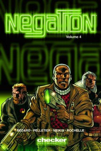 Negation Volume 4 by Tony Bedard