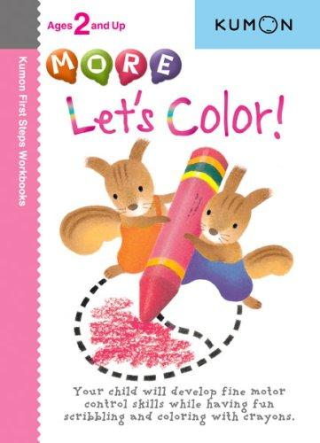 More Let's Color! by