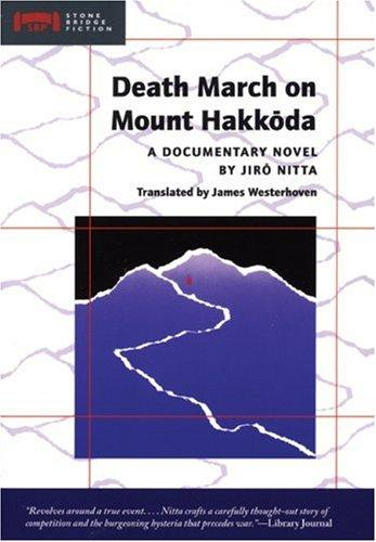 Death March on Mount Hakkoda by Jiro Nitta