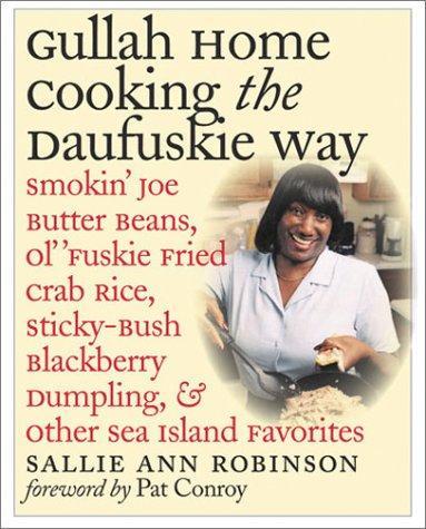 Gullah Home Cooking the Daufuskie Way