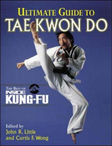 Ultimate Guide to Tae Kwon Do by Scott Shaw