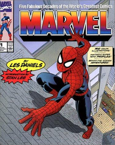 Marvel (First Impressions) by Lee Daniels