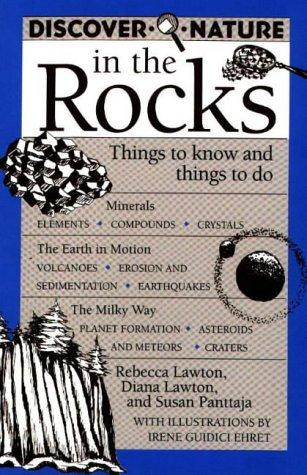 Discover nature in the rocks by Rebecca Lawton