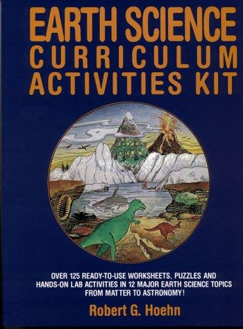 Earth science curriculum activities kit by Robert G. Hoehn