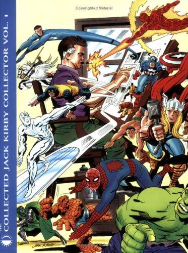 Collected Jack Kirby Collector, Volume One by Jack Kirby