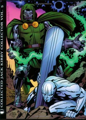 Collected Jack Kirby Collector, Vol. 5 (Collected Jack Kirby Collector) by Jack Kirby