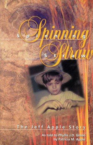 Spinning straw by Phyllis J.D Green