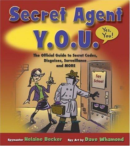 Secret Agent Y.O.U.
