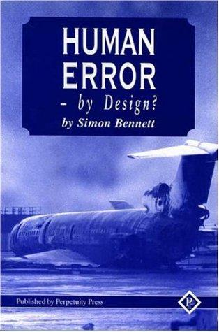 Human Error by Simon Bennett