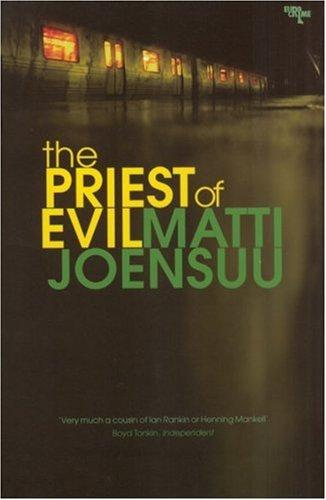 The Priest of Evil by Matti Joensuu