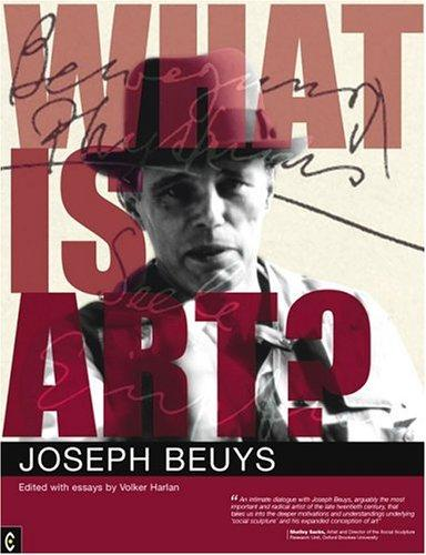 What is art? by Joseph Beuys