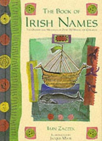 The book of Irish names