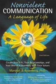 Book cover for Non-Violent Communication by Marshall B. Rosenberg
