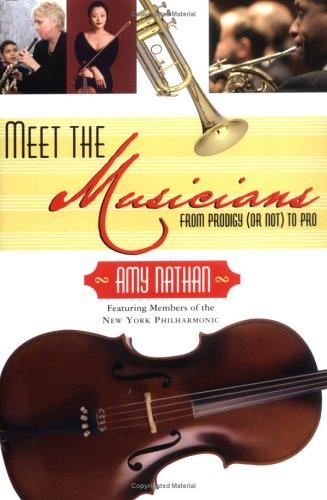 Meet the musicians by Amy Nathan