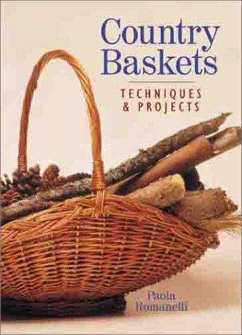 Country baskets by Paola Romanelli