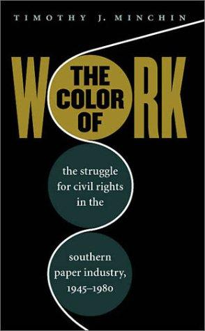 The Color of Work by Timothy J. Minchin