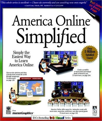 America Online® Simplified®