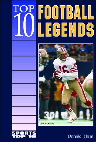Top 10 football legends by Hunt, Donald