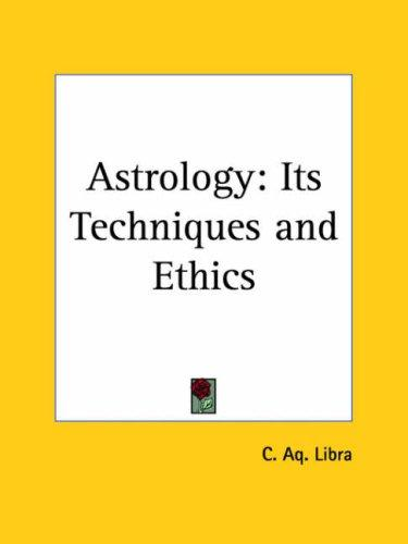 Astrology by C. A. Libra
