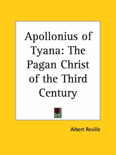 Apollonius of Tyana by Albert Reville