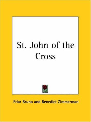 St. John of the Cross by Friar Bruno