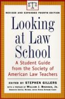 Looking at Law School
