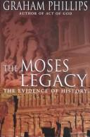 The Moses Legacy by Graham Phillips