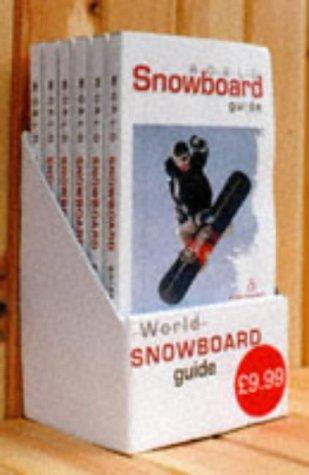 The Snowboard Magazine for Europe by Tony Brown
