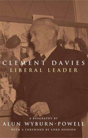 Clement Davies by Alun Wyburn-Powell