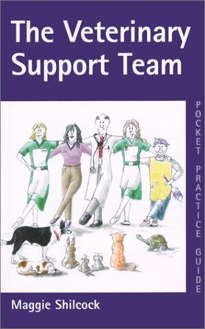 The Veterinary Support Team by Maggie Shilcock