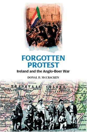 Forgotten protest