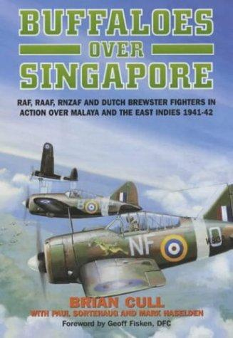 Buffaloes over Singapore by Brian Cull