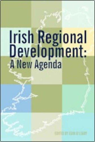 Irish Regional Development by Eoin O'Leary