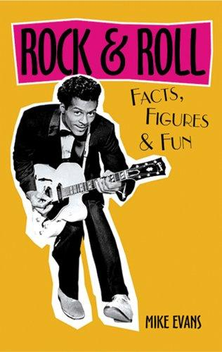 Rock & Roll Facts, Figures & Fun (Facts Figures & Fun) by Mike Evans