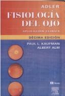 Libro de segunda mano: Adler Fisiologia del Ojo