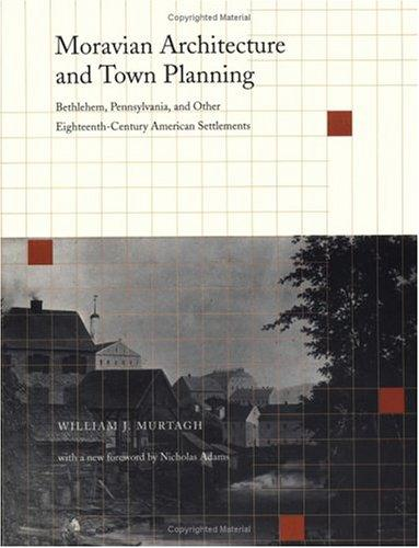 Moravian architecture and town planning