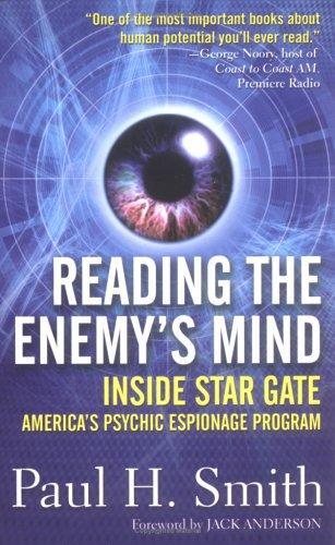 Image 0 of Reading the Enemy's Mind: Inside Star Gate: America's Psychic Espionage Program