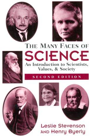 The many faces of science by Leslie Forster Stevenson