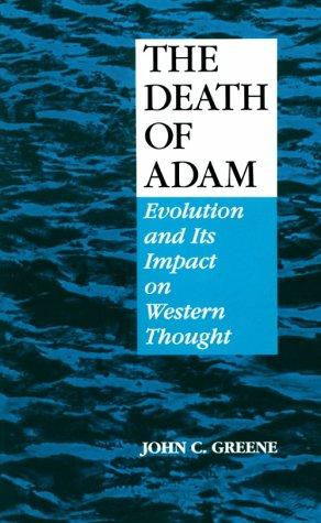 The Death of Adam by John C. Greene