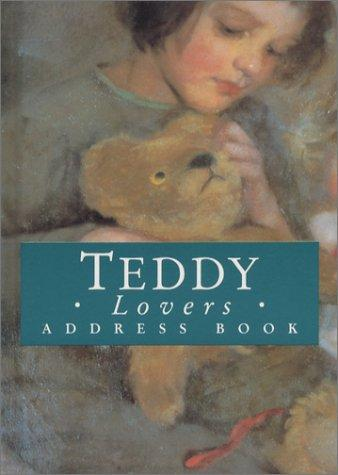 Teddy Lover's Address Book (Mini Address Book) by Helen Exley