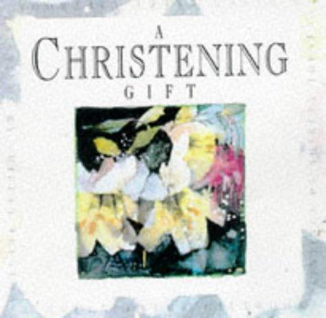 A Christening Gift (Mini Square Books) by Helen Exley