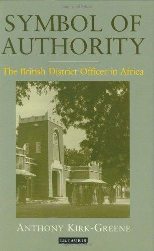 Symbol of Authority by Anthony Kirk-Greene